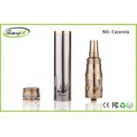 China gold Caravela Clone Mechanical Mods E Cig Smokless 900mah With protank / vivi nova Atomize on sale