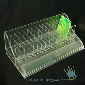 China acrylic cube storage box wholesale