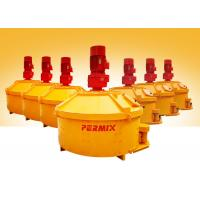China 30kw Planetary Concrete Mixer Easy Maintenance Replacement Mixing Blades PMC750 wholesale