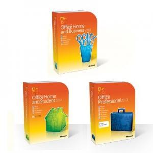 China Global 32 / 64 Bits Microsoft Office Home And Student 2010 Key 3.0 USB wholesale