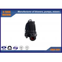 China 15KW Wastewater Submersible Pump for civil water plant with high head 42m wholesale