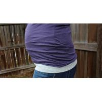 China Maternity Belly Band Lace on sale