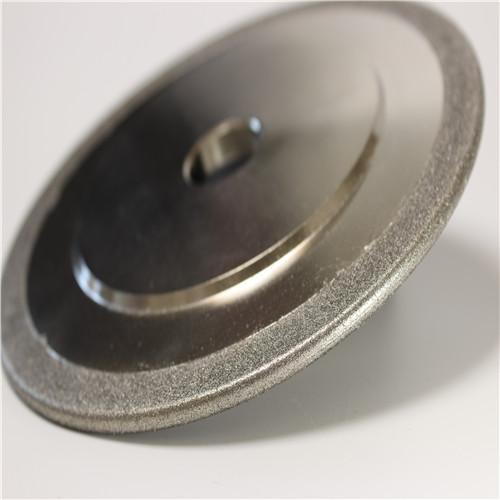 Electroplated diamond CBN grinding wheel Alisa@moresuperhard.com