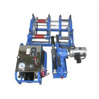 China plastic pipe welding machine 2.45kw/3.95kw field welding machine 160/250 wholesale