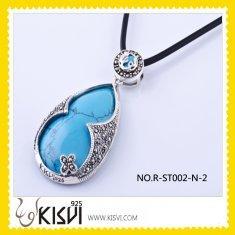 Quality Thai Silver Marcasite Pendant for sale
