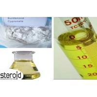 China Male Enhancement Raw Boldenone Steroids Powder Boldenone Cypionate CAS 106505-90-2 wholesale
