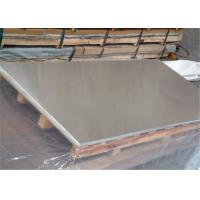 China 0.2 - 10mm Thickness Copper And Aluminum Alloy Chequered Plate AA 3105 wholesale