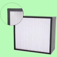 Hi efficiency air filter