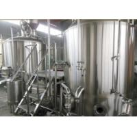 China SUS 304 Industrial Beer Brewing Equipment 500L / 1000L Fermentation Tank on sale