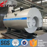 China Industrial Oil Gas Fired steam Boiler from China Professional Industry Oil Gas Steam Boiler Manufacturer wholesale