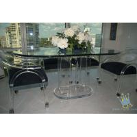 China FU (64) acrylic seagrass bar stools with back wholesale
