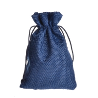 China Colored Small Linen 9cm Promotional Gifts Bags wholesale