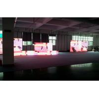 China Large Outdoor Stage LED Screen Pixel Pitch 5mm , Stage Background LED Display wholesale