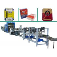 China Full Automatic Bottomer Machine for Metamorphic Starch or Portland Cement Bag Making Line wholesale