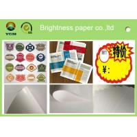 China C2s 100% Virgin Pulp Glossy Printing Paper For Label High Stiffness wholesale