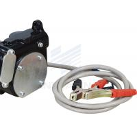 Quality Small Electric Diesel Transfer Pump 12V Motor Enclosed , 30 Minutes Duty Cycle for sale