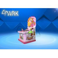China Coin Operated Children Electric Game Machine Hammer Simulator For Game Center wholesale