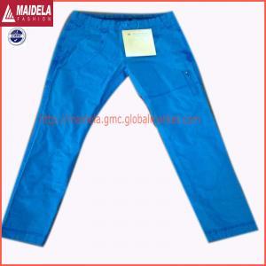 China Mens casual four pocket long pant wholesale
