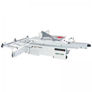China Horizontal Cutting Wood Sliding Panel Saw Machine MJ6132S on sale
