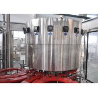 China PLC  Water Treatment Line Orange Juice Filling Machine Producton Line wholesale