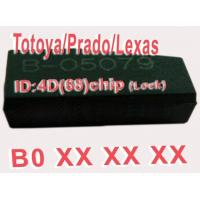 China High Precision 4D 68 Chip B0xxx Car Key Transponder Chip for Toyota, Prado, Lexus Vehicles wholesale