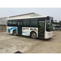 China Diesel City Bus 20 Seater Minibus Transit Euro 4 Soft Seats Left Hand Drive 6 Gearbox on sale
