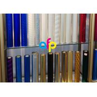 China Paper Grade Hot Stamping Foil Rolls 1 Inch / 3 Inch Paper Core Various Color wholesale