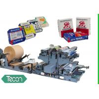 China Multi function Bottom Pasted Automatic Paper Bag Making Machine For Cement wholesale