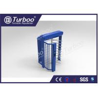 China Indoor / Outdoor Full Height Turnstile Access Control System With Multi Mode wholesale