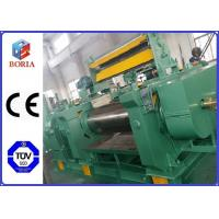 China Rubber Open Mixer Rubber Processing Machine 35-60 Kg Per Time Feeding Capacity wholesale