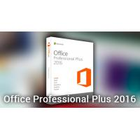 Quality Microsoft Office 2016 Pro Plus Genuine license product key- Online Activation -(1/5 user ) Download for sale