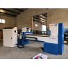 China Big cast iron machine body CNC wood turning lathe for columns and bowels wholesale