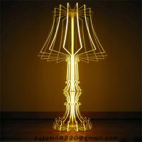 China CH (5) LED acrylic candleholders wholesale
