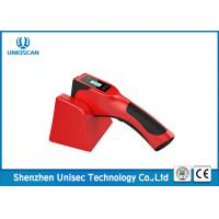 China Fast Accurate Portable Metal Detector Charging Base For Dangerous Liquid wholesale