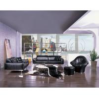 Buy cheap Living Room Furniture Luxury Leather Sofas , European Modern Style from wholesalers