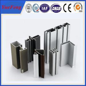 China Factory!!Aluminum curtain wall profile bulk buy from china, aluminium curtain wall wholesale
