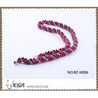 China Handmade necklace with coral wholesale