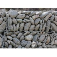 Quality Hot Dipped Galvanized Wire Gabion Baskets 2*1*0.5m Used In River Protection for sale