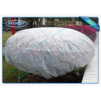 Quality 100% Virgin Polypropylene Non Woven Landscape Fabric Air Permeable Small Rolls for sale
