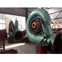 Buy cheap 500KW vertical Small Francis hydro turbine , Hydro Power Generator from wholesalers