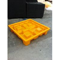 IBC Chemical Spill Containment Trays , 4 IBC Tank Safety Storage Spill Deck And