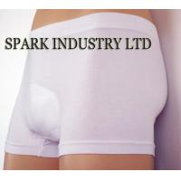 China Stretchable L Size Adult Reusable Incontinence Products Of Seamless Circular Knitted Pants wholesale