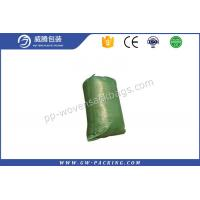 China Large Breathable PP Woven Sack Bags Loading Weight  50 -100kg For Peanut Packing wholesale