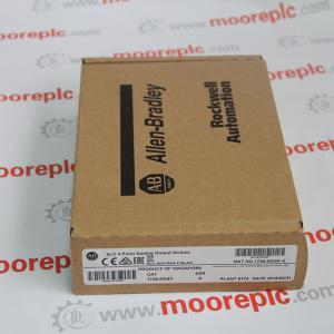 China ALLENBRADLEY 1746-FIO4V SLC500 PLC Analog I/O Module wholesale