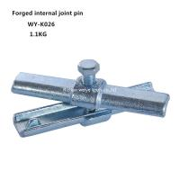 China Scaffolding Forged Coupler internal jonint pin / inner pin 1.1kg Q235 wholesale