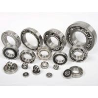 China Customized 6202 Deep Groove Stainless Steel Ball Bearings with Carbon Steel / GCr15 wholesale