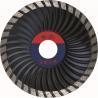 China Circular Saw Turbo Wave Turbo Diamond Saw Blade Black Masonry Cutting wholesale
