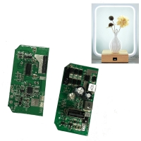 China 5V New Touch Control Table Lamp PCBA Circuit Board With Battery For Hall wholesale