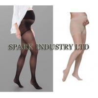 China Knee Length Maternity Panty Hose Of Washable Medical Compression Stockings wholesale