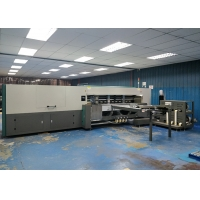 Buy cheap RIP 300*360dpi 820㎡/h Corrugated Box Printing Machine from wholesalers